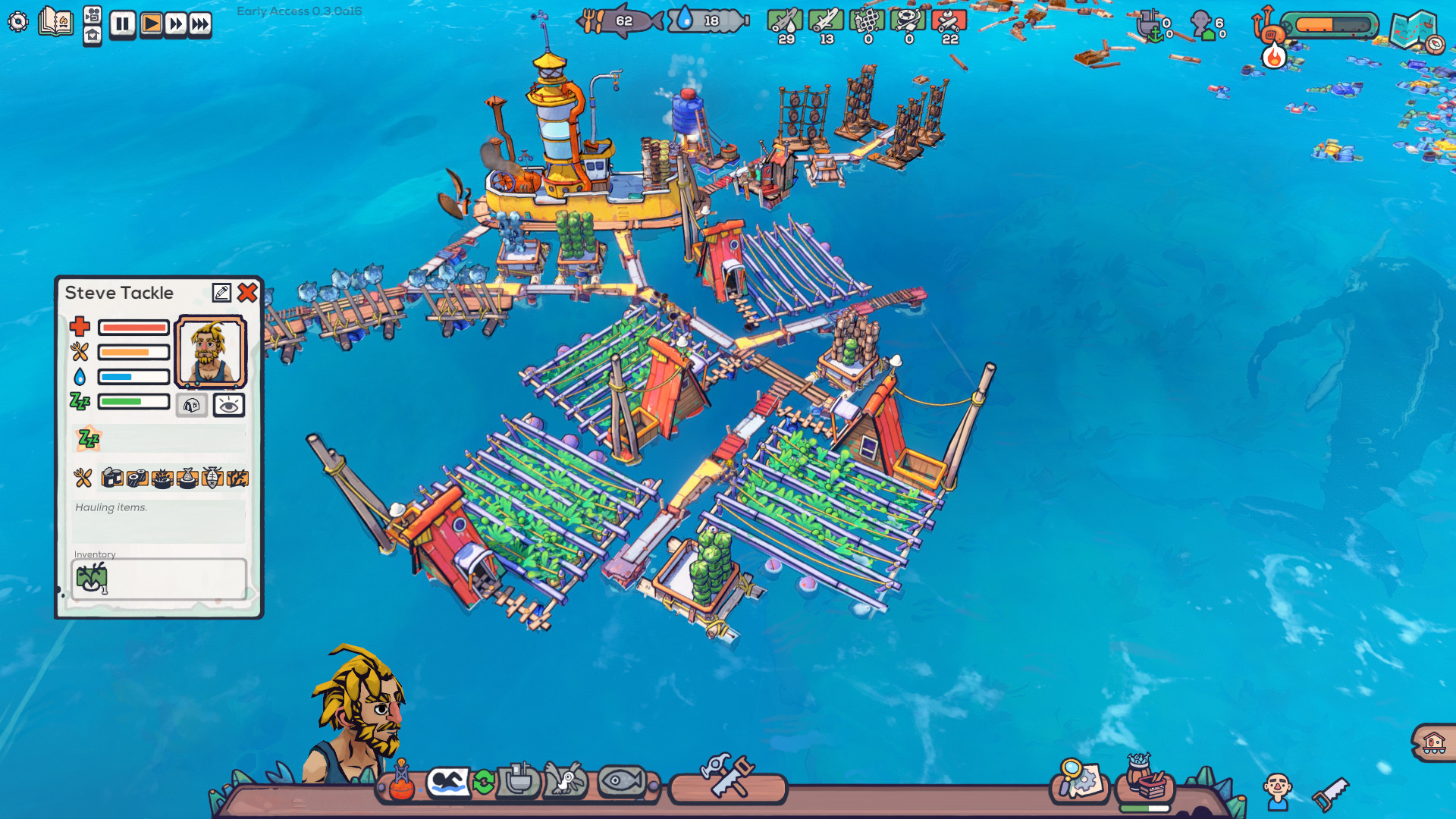 Flotsam screenshot 2