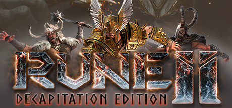 RUNE II Decapitation Edition Capa