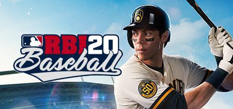 R.B.I. Baseball 20 Cover Image