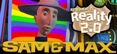 Sam & Max 105: Reality 2.0 Cover Image