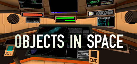 Objects in Space Cover Image