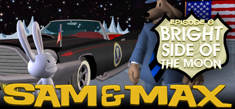Sam & Max 106: Bright Side of the Moon Cover Image