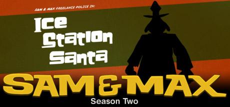 Sam & Max 201: Ice Station Santa Cover Image
