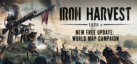 Iron Harvest Cover Image