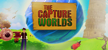 The Capture Worlds Cover Image