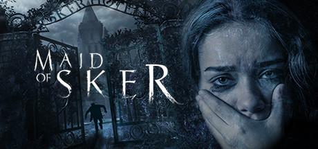 Maid of Sker [PT-BR] Capa