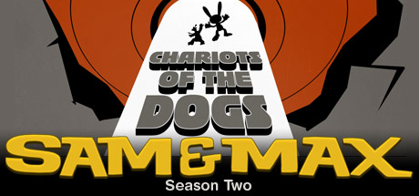 Sam & Max 204: Chariots of the Dogs Cover Image