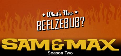 Sam & Max 205: What's New Beelzebub? Cover Image