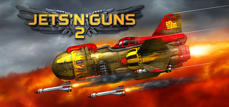 Jets'n'Guns 2 Cover Image