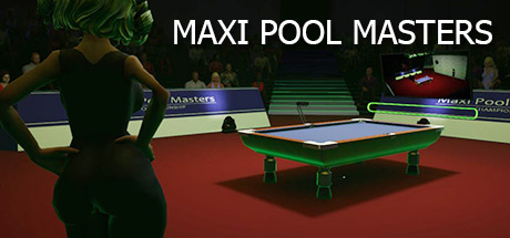 Maxi Pool Masters VR Cover Image
