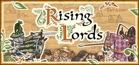 Rising Lords [PT-BR] Capa