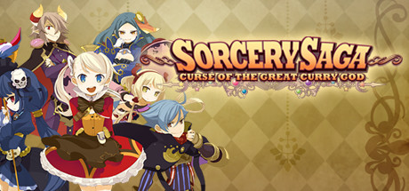 Sorcery Saga: Curse of the Great Curry God Cover Image