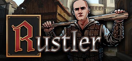 Rustler (Grand Theft Horse) Cover Image