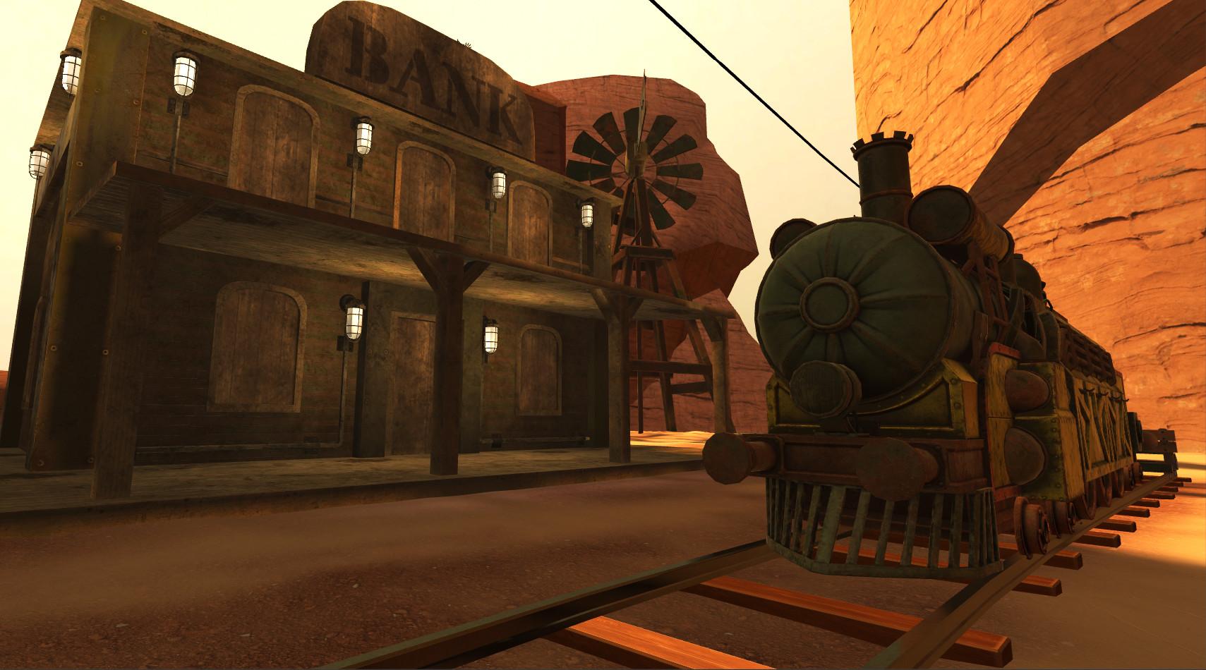 Oculus Quest 游戏《Cave Digger: Riches》地下挖矿者插图