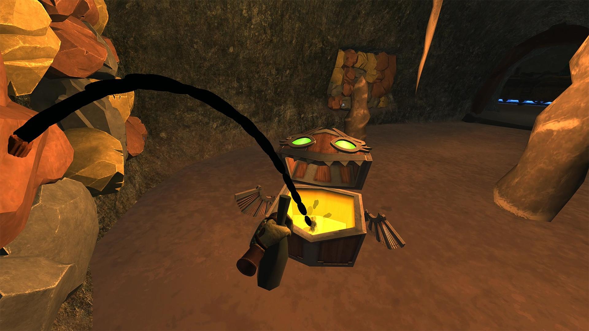 Oculus Quest 游戏《Cave Digger: Riches》地下挖矿者插图(1)
