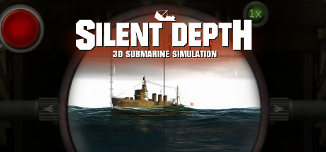 Silent Depth 3D Submarine Simulation Cover Image