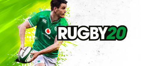 RUGBY 20 Cover Image