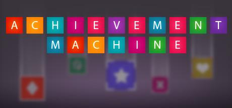 Achievement Machine Cover Image