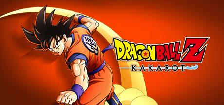 DRAGON BALL Z: KAKAROT Cover Image