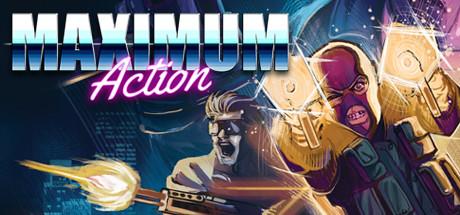 Maximum Action Cover Image