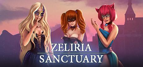Zeliria Sanctuary Cover Image