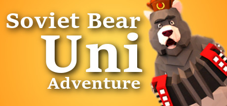 Soviet Bear Uni Adventure Cover Image