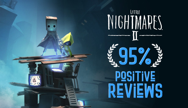 Pre-purchase Little Nightmares II on Steam