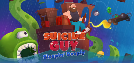 Suicide Guy: Sleepin' Deeply Cover Image