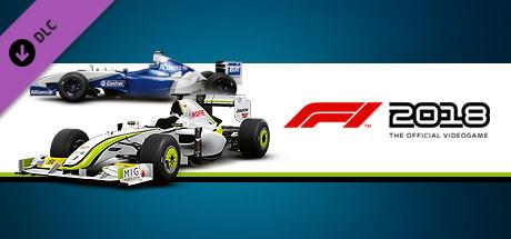 F1 2018 Headline Content DLC Pack