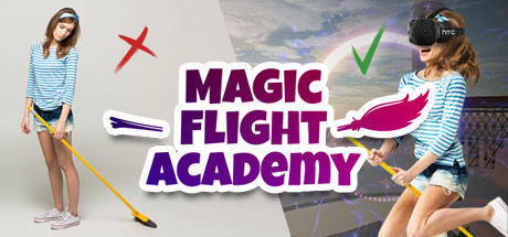 Magic Flight Academy Cover Image