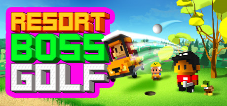 Resort Boss: Golf | Management Tycoon Golf Game Cover Image