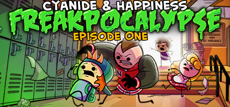 Cyanide amp Happiness  Freakpocalypse [PT-BR] Capa