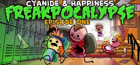 Cyanide & Happiness - Freakpocalypse (Episode 1) Cover Image