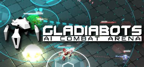 GLADIABOTS - AI Combat Arena Cover Image