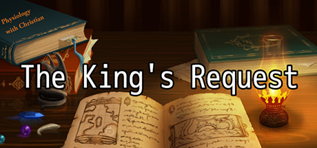 The King's Request: Physiology and Anatomy Revision Game Cover Image