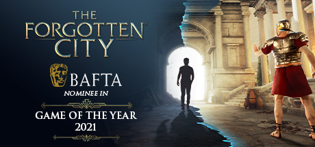 The Forgotten City Cover Image