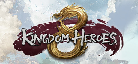 Heroes of the Three Kingdoms 8 Cover Image