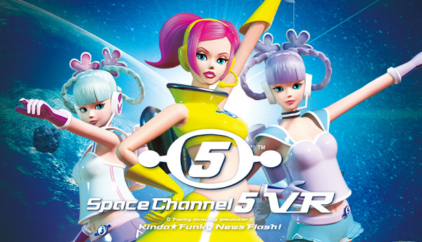 Space Channel 5 VR Kinda Funky News Flash! on Steam