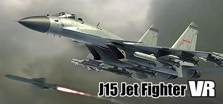 J15 Jet Fighter VR (歼15舰载机) Cover Image