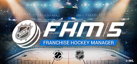 Franchise Hockey Manager 5 Cover Image
