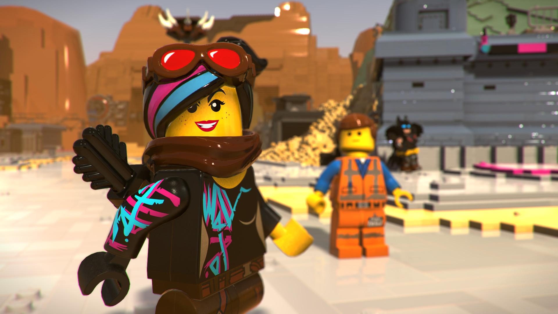 Lego movie video game 2