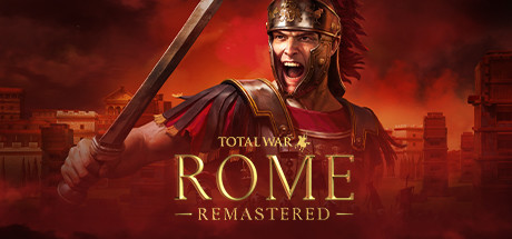 Total War ROME REMASTERED Capa