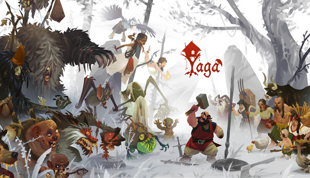 Yaga PC Game! cover