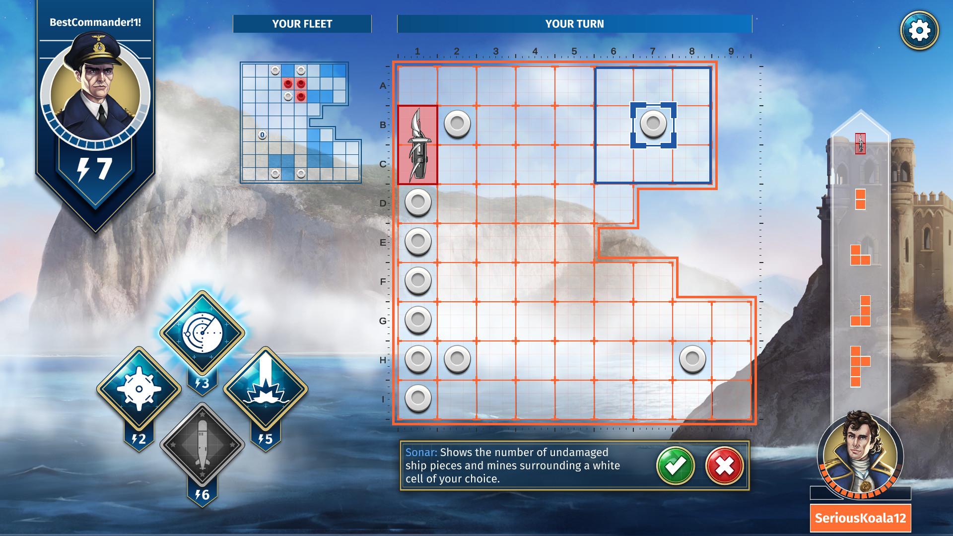 Hasbro S Battleship On Steam