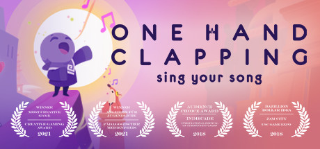One Hand Clapping Capa