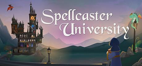 Spellcaster University Capa