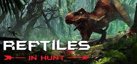 Reptiles: In Hunt Cover Image