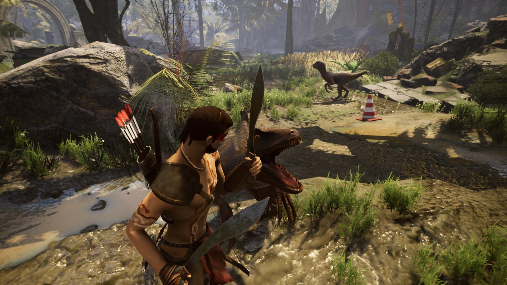 Reptiles In Hunt Free Download