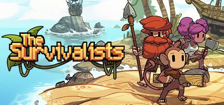 The Survivalists [PT-BR] Capa