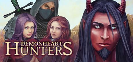Demonheart: Hunters Cover Image